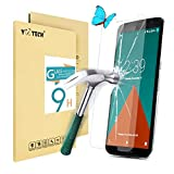 Nexus 6 Screen Protector,Yootech Google Nexus 6 Tempered Glass Screen Protector,0.3mm 9H Hardness Featuring Anti-Scratch,