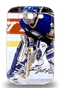 Hot Fashion Design 3D PC Case Cover For Galaxy S3 Protective 3D PC Case NHL Detroit Red Wings Dominik Hasek #39 ( Custom Picture iPhone 6, iPhone 6 PLUS, iPhone 5, iPhone 5S, iPhone 5C, iPhone 4, iPhone 4S,Galaxy S6,Galaxy S5,Galaxy S4,Galaxy S3,Note 3,iPad Mini-Mini 2,iPad Air )