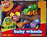 Play Right Baby Wheels Race Cars, Baby & Kids Zone
