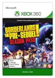 Borderlands: The Pre-Sequel - Season Pass - Xbox 360 Digital Code