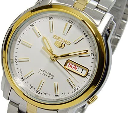 [セイコー]SEIKO 腕時計 5 AUTOMATIC オートマチック SNKL84J1 メンズ [並行輸入品]