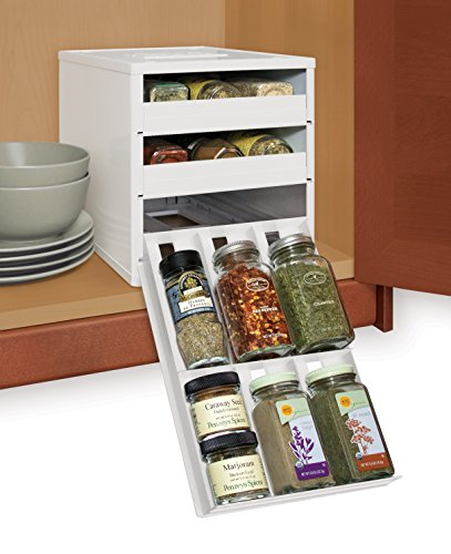 Kitchen Art 25000: Compare Price: Stackable Spice Jars