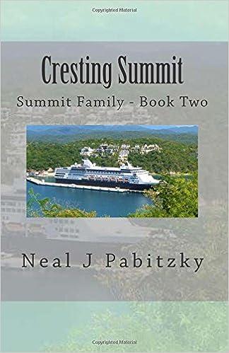 Rapidshare download gratis e-bøger Cresting Summit: Book Two (Summit Corporation) (Volume 2) FB2