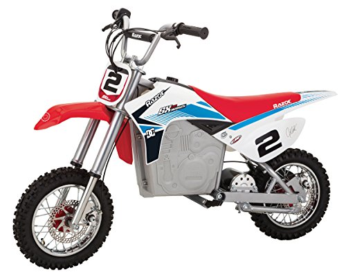 Razor SX500 McGrath Dirt Rocket Electric Motocross Bike Top Offers