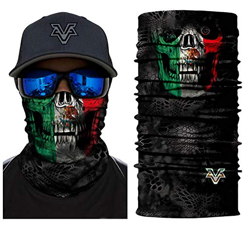 Monster Motorcycle Snowboarding Neckerchief PL180420 product image