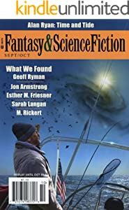 The Magazine of Fantasy & Science Fiction September/October 2011 (The Magazine of Fantasy & Science Fiction Book 121)