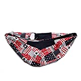 V-Hao Adjustable Pet Carrier Bags For Small Dogs/Cats Hands-Free Soft Sided Sling Carriers With Pocket For Phones