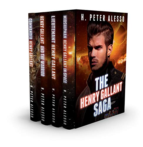 (The Henry Gallant Saga - Books)