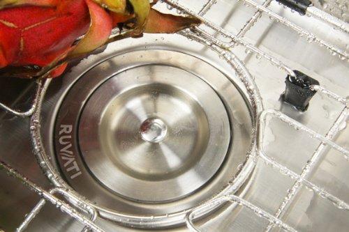 Ruvati 32-inch 16 Gauge Sink Stainless Single Bowl
