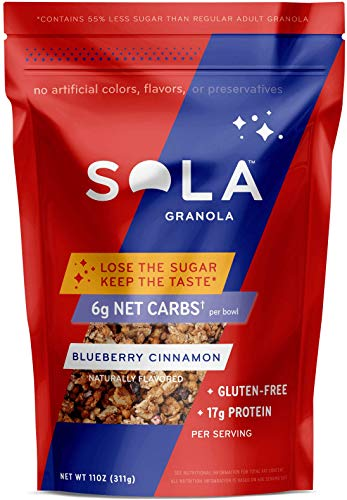 SOLA Blueberry Cinnamon Granola, 11 ()