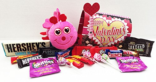 Unlocking Greatness You Are Simply Priceless Valentine Love Bug Gift Baskets (Pink)
