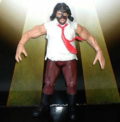 "WWF WWE Wrestling Classics Mick Mankind Foley 6"" Figure"