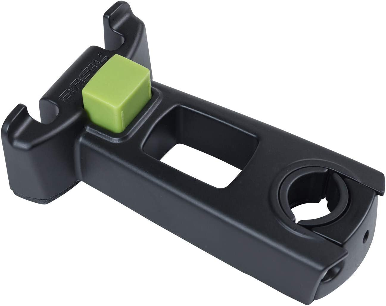 Soporte de tubo de bicicleta con accesorio Klickfix Black 2020 Basil Ahead