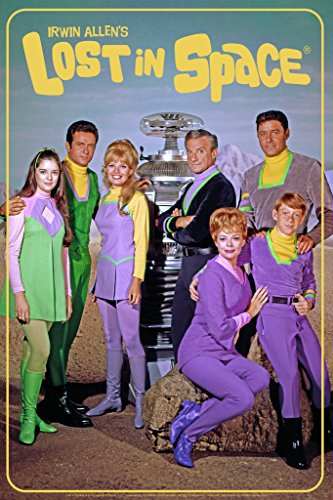 Lost in Space Cast Photo TV Show Poster 12x18 inch