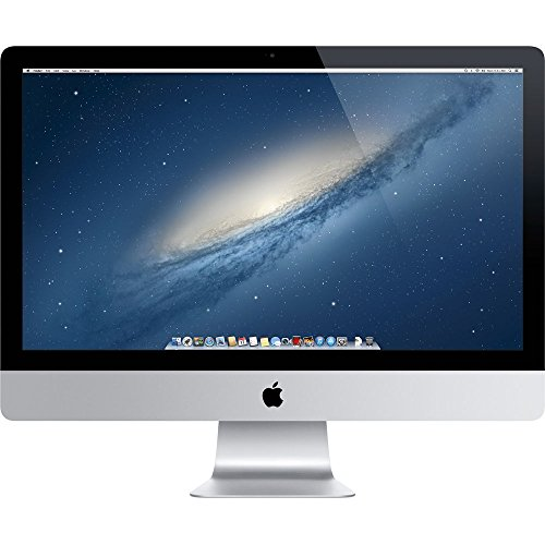 Apple iMac ME088LL/A 27 Desktop + 1 Year Extended Warranty (Certified Refurbished) by Apple (Image #1)