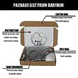 BabyKim Newborn Baby Hammock for Crib Wombs
