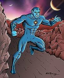 ©The L.A.Z.E.R.U.S. Project: ©L.A.Z.E.R.U.S.-The Man Made Super Hero