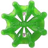 Softspikes Pulsar Golf Cleats Fast Twist 3.0  - Green