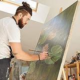 DUGATO Artist Filbert Paint Brushes Set 13pcs, Soft