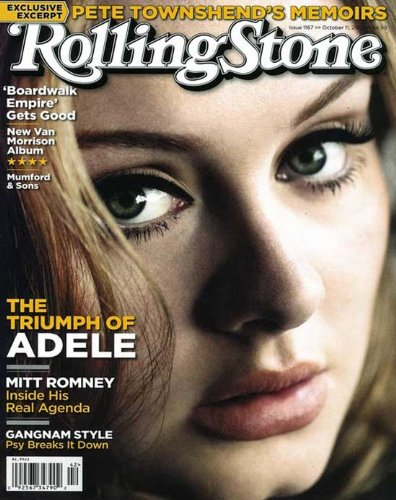 Download Rolling Stone Magazine (Oct 2012) Women of Rock - Adele; Boardwalk Empire, etc pdf