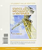 img - for Statics and Mechanics of Materials, Student Value Edition (5th Edition) book / textbook / text book