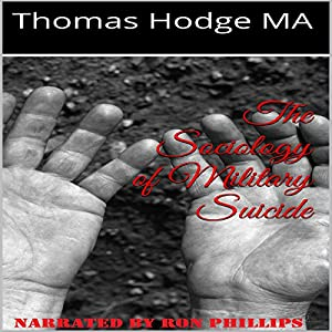 The Sociology of Military Suicide Audiobook