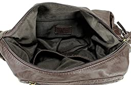 Scarleton Multi Pocket Crossbody Bag H188721 - Coffee