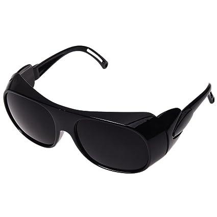 Gafas protectoras - TOOGOO(R) Gafas protectoras Gafas de patillas Gafas de proteccion laser