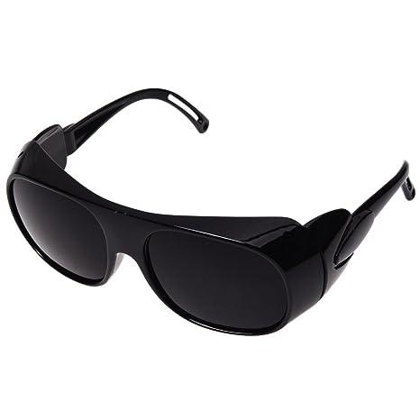 79287dad9f Gafas protectoras - TOOGOO(R) Gafas protectoras Gafas de patillas Gafas de  proteccion laser