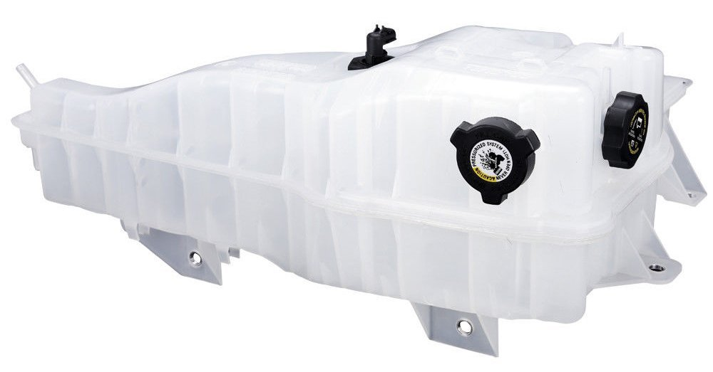 Freightliner Cascadia and Columbia Coolant Tank Reservoir Heavy Duty Torque
