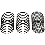 DNJ PR4245 Piston Ring Set Standard Size For 08-15 Smart//Fortwo 1.0L L3 DOHC