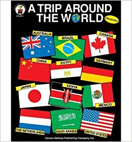 A Trip Around the World: Bringing Cultural Awareness to