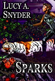 Sparks by [Snyder, Lucy A. ]