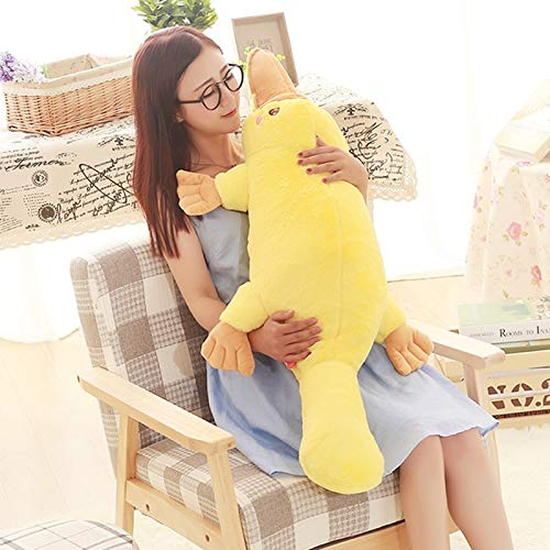 (BoldType Plush Duck Goose - Cute Duck Plush Toys Platypus Sleep Cushion Pillow Stuffed Plush Animals Birthday Gift 60-100cm Drop Shipping 1)