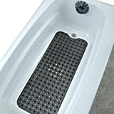 SlipX Solutions Bottomless Bath Overflow Drain