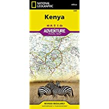 Kenya Adventure Map