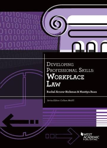 Developing Professional Skills: Workplace Law