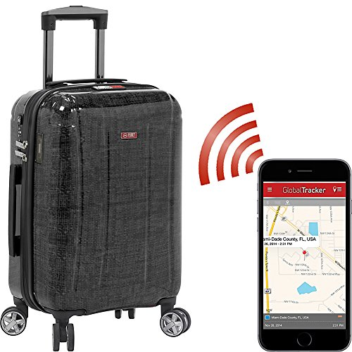 Best Luggage 2020.Top 10 Best Smart Gps Travel Suitcases Reviews 2019 2020 On