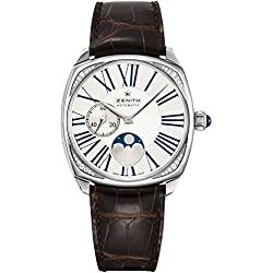 Zenith Heritage Star Moonphase Women's Automatic Watch 16-1925-692-01-C725