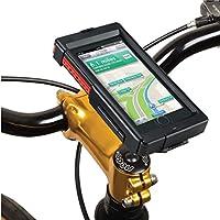 Soporte para bicicleta a prueba de golpes y protegido contra golpes a prueba de agua de Tigra BikeConsole iPhone 6+ Plus /iPhone 6S + Plus