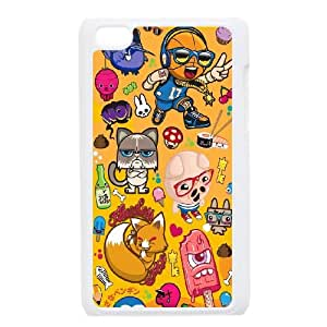 iPod Touch 4 Case White Flawless OJ558859