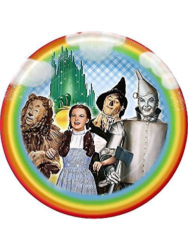 Hallmark Wizard of Oz Large Paper Plates (8ct)]()