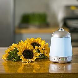 GreenAir SpaVapor+ Instant Wellness 150ml Essential Oil Diffuser
