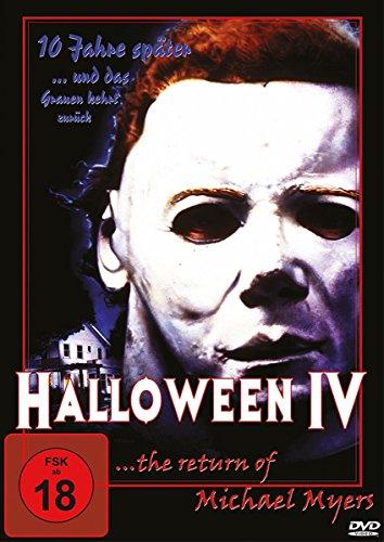 HALLOWEEN IV THE RETURN OF MICHAEL MYERS (Halloween 4 The Return Of Michael Myers 1988)