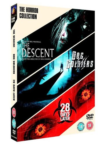 Horror Triple Pack - Dog Soldiers/the Descent/28 Days Later [Import anglais]