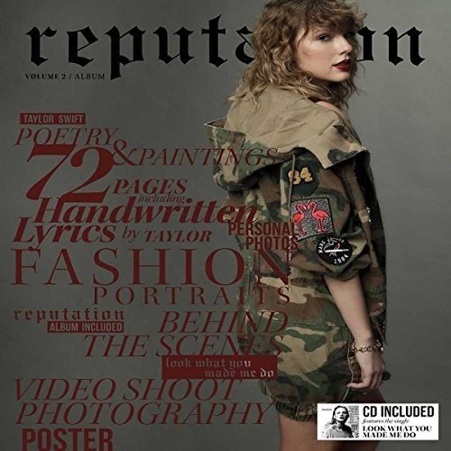 Music : reputation [Deluxe Edition V2]