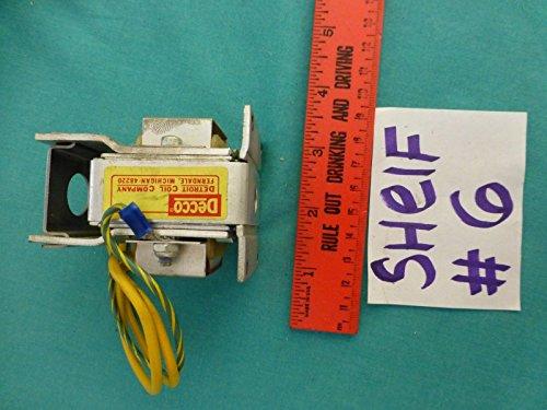 Decco Detroit Coil Company Solenoid Transformer IBM 4416337 coil 9-2416 16-268 from decco detroit