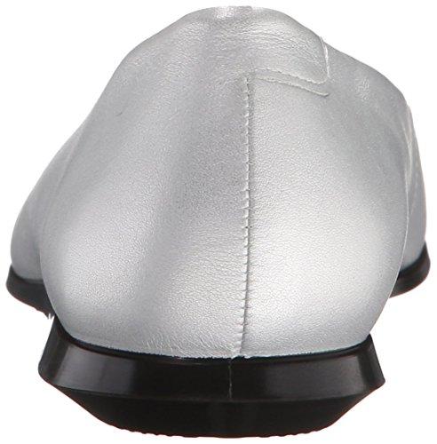 Metallic ECCO Donna Silver 1097 Touch Argento 2 0 Ballerine qvz60Pq