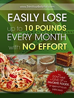 how to lose 10 pounds every month