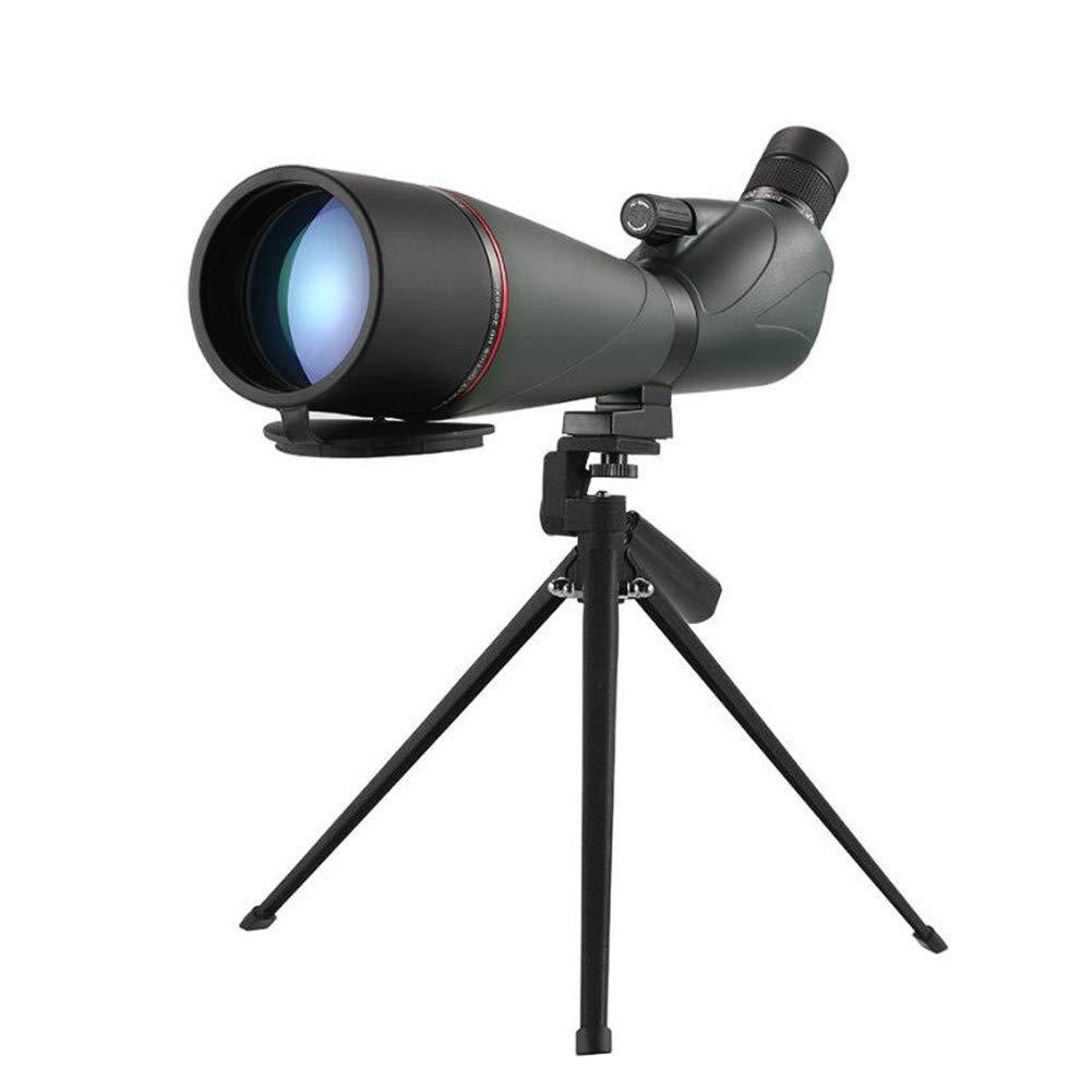 【通販激安】 20-60x80 アングルスポッティングスコープ単眼望遠鏡 BaK4 防水 Fogproof ポータブル旅行用バードウォッチングキャンプ   B07M93KXMZ, ライターショップ SK b5bedde6